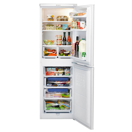 Hotpoint Fridge Freezer 50/50