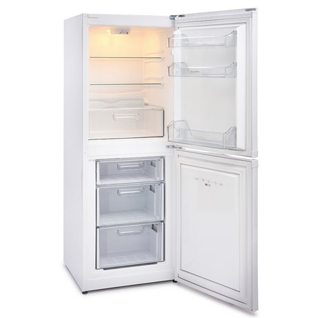 Montpellier Fridge Freezer 50/50
