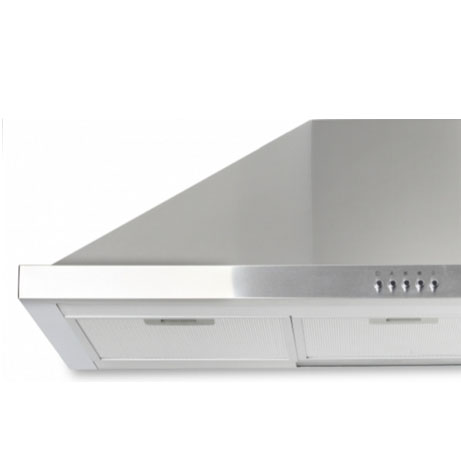 Montpellier cooker hood with metal filters