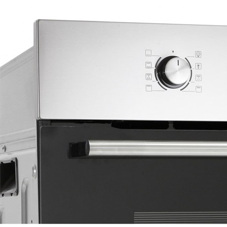 Montpellier Oven showing multi function selector