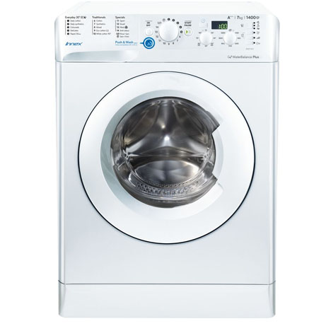 Indesit Washing Machine 7kg/1400rpm