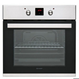 Sharp single oven