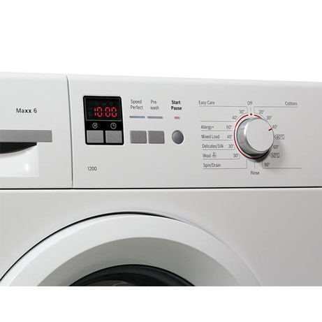 bosch washing machine fascia panel