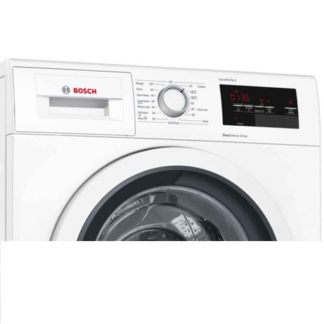 Bosch washing machine display panel
