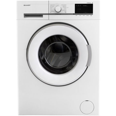 Sharp Washing Machine 8kg/1400rpm