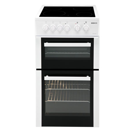 Beko Cooker with Double Oven