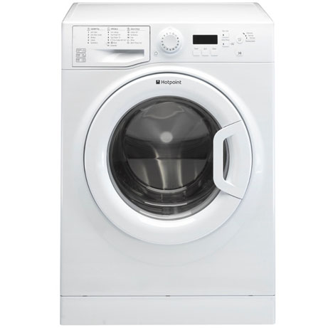 Hotpoint Washing Machine 8kg/1400rpm