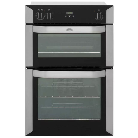 Belling Built-In Double Oven
