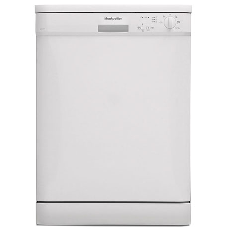 Montpellier Dishwasher - White