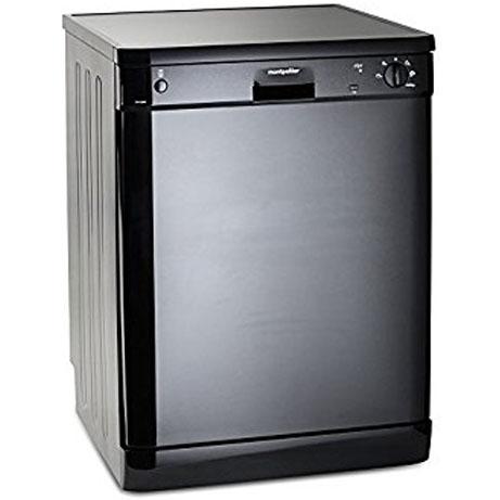 Montpellier dishwasher side angle