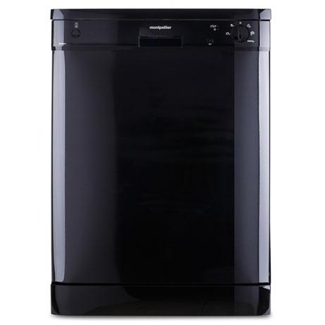 Montpellier Dishwasher - Black