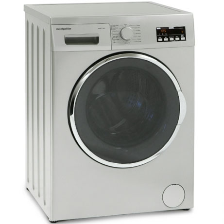 Montpellier Washer Dryer 7kg/5kg 1400rpm - Silver