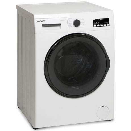 Montpellier Washer Dryer 7kg/5kg 1200rpm - White