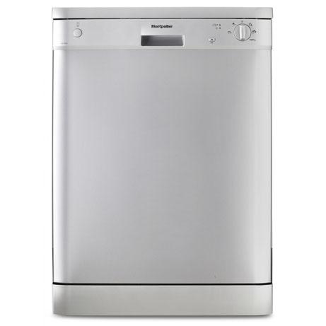 Montpellier Dishwasher - Silver