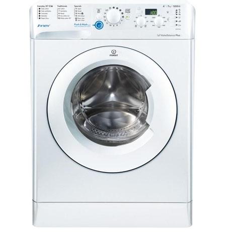 Indesit Washing Machine 7kg/1200rpm