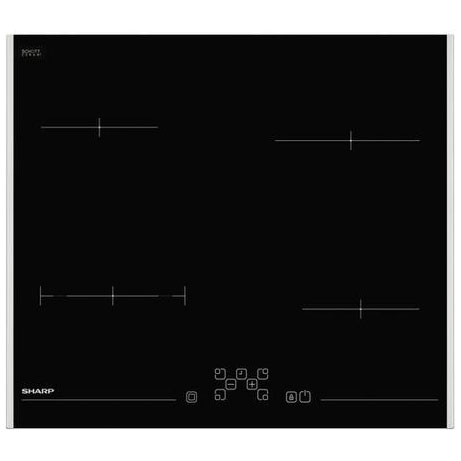 SHARP CERAMIC HOB
