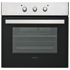 sharp single oven