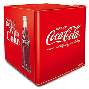 Coca-Cola Drinks Chiller with the door closed