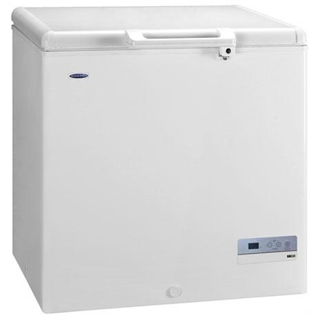 Ice King Fridge Freezer - 259L