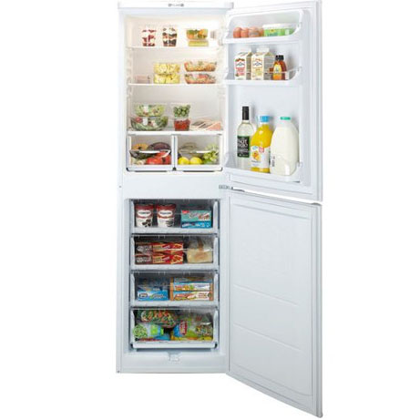 Indesit Fridge Freezer 50/50