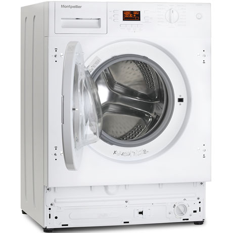 Montpellier washing machine angled view