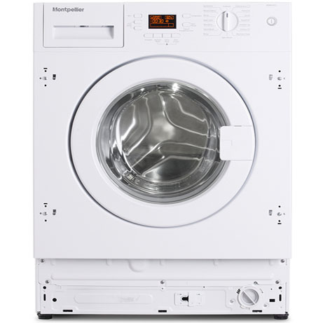 Montpellier Integrated Washing Machine 7kg/1200rpm