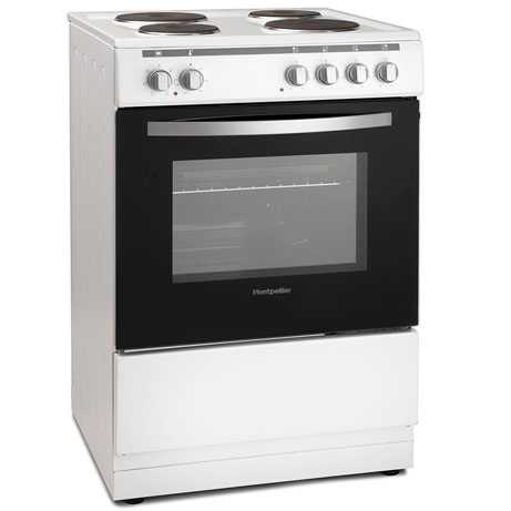 Montpellier Cooker with Single Oven