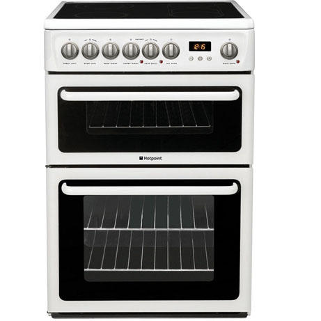 Hotpoint Cooker With Double Oven
