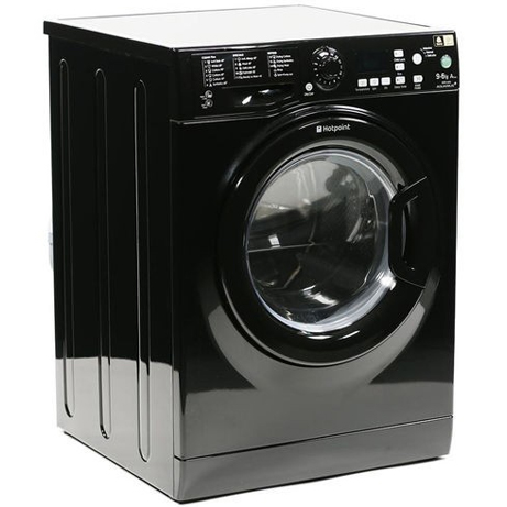 hotpoint washer dryer side angle