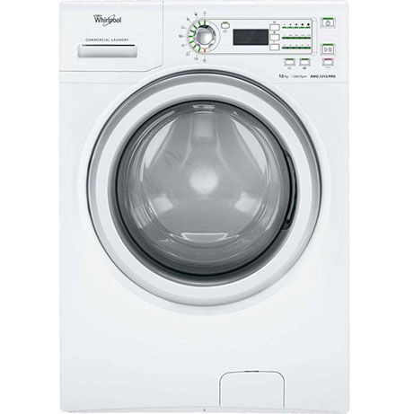 Whirlpool Washing Machine 12kg/1400rpm (Commercial Use Only)