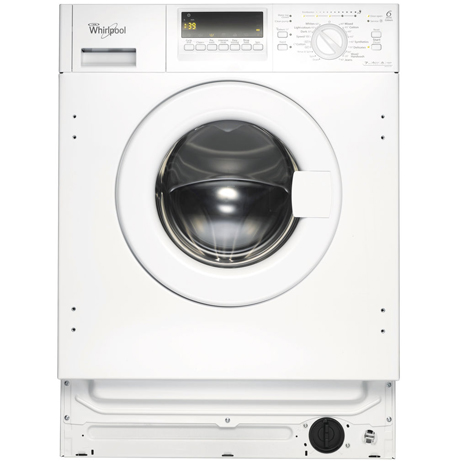 Whirlpool Integrated Washing Machine 7kg/1400rpm