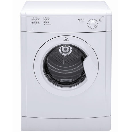Indesit Vented Tumble Dryer - 7kg