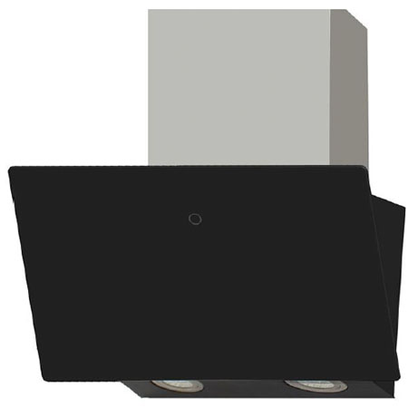 Montpellier Slanted Glass Cooker Hood