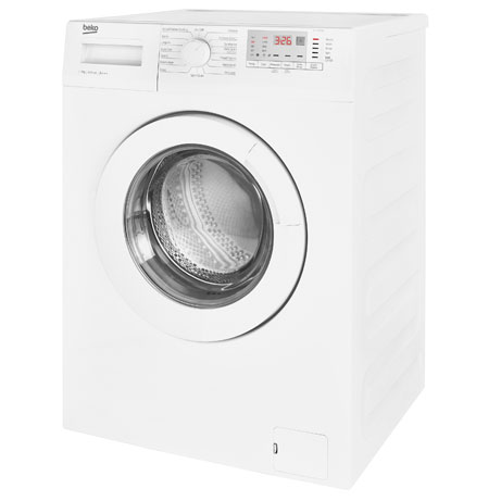 beko washing machine slight angle