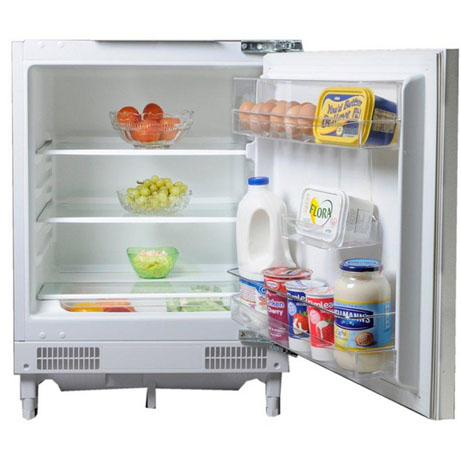 Fridgemaster Integrated Larder Fridge