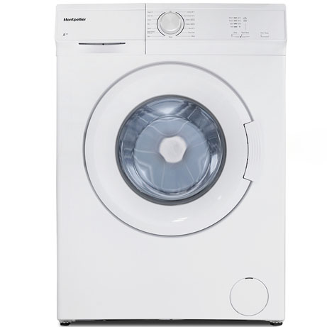 Montpellier Washing Machine 6kg/1000rpm
