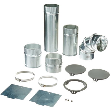 Commercial Dryer Vent Kit