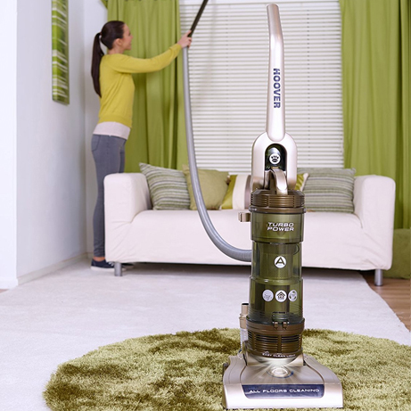 Hoover Turbo Power Vacuum Cleaner long reach hose