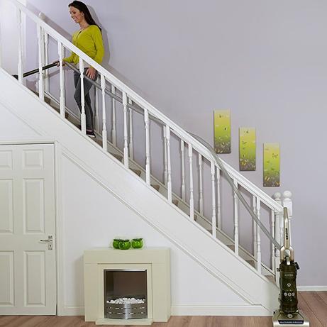 Hoover Turbo Power Vacuum Cleaner stair reach