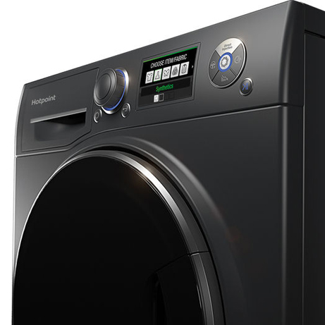 Hotpoint washing machine display