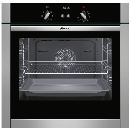 Neff Single Oven - Slide & Hide
