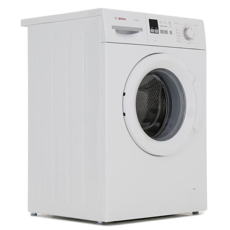 Bosch Washing Machine on an angle