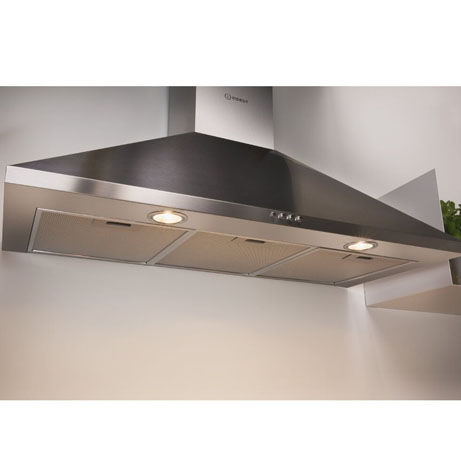 Indesit Cooker Hood chimney style