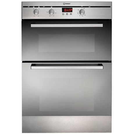 Indesit Built-In Double Oven
