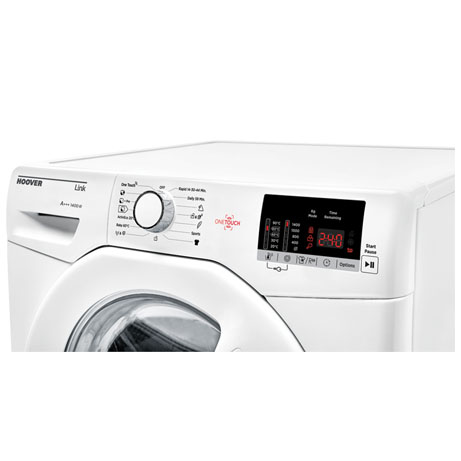 Hoover Washing Machine display panel