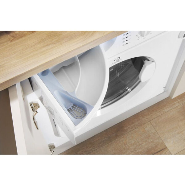 Integrated Washer Dryer soap drawer