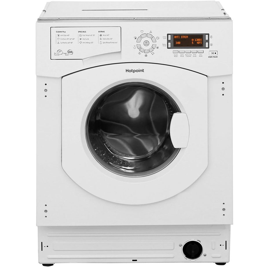 Hotpoint Integrated Washer Dryer 7kg/5kg 1400RPM