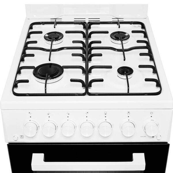 Beko Gas Cooker With Eye Level Grill 4 burners