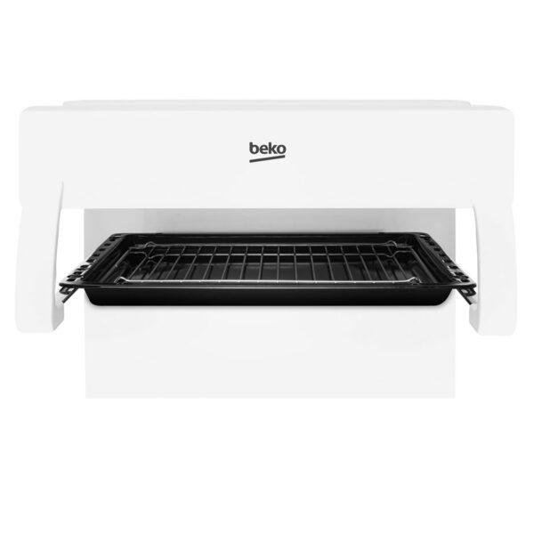 Beko Gas Cooker Eye Level Grill