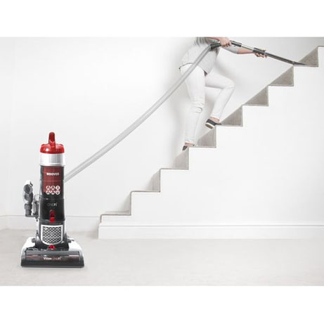 Hoover Vision Vacuum Cleaner full stair reach